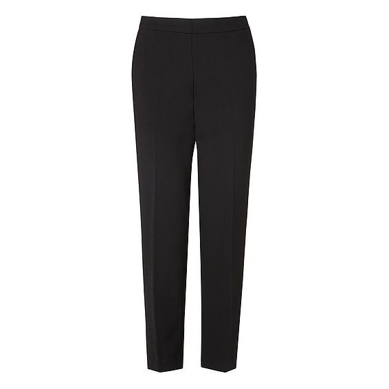 Solene Black Pants