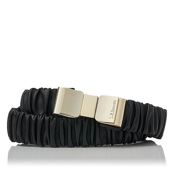 Greta Elastic Bow Belt