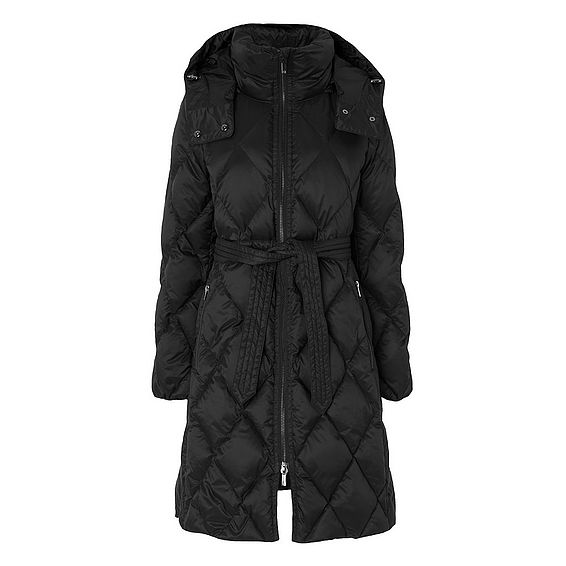 Pallini Black Down Jacket