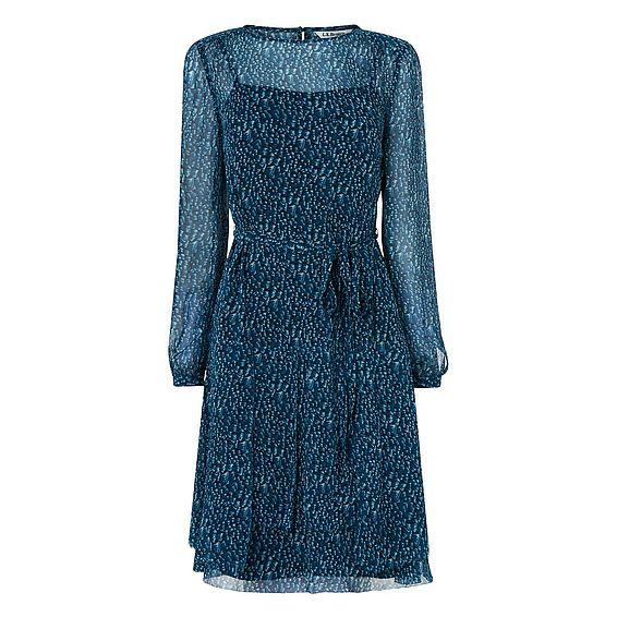 Bryony Printed Dress