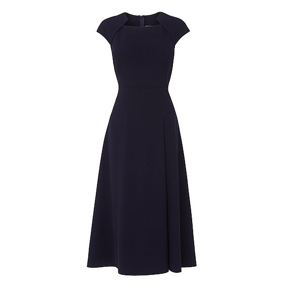 Elize Cap Sleeve Dress