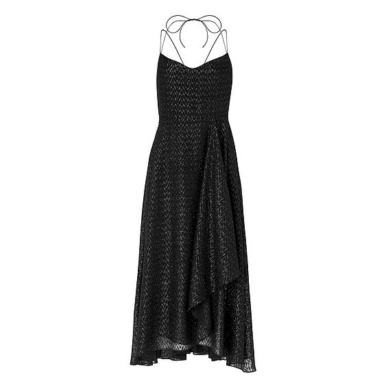 Karine Black Dress