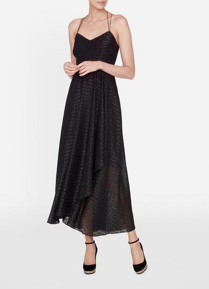 Karine Black Dress