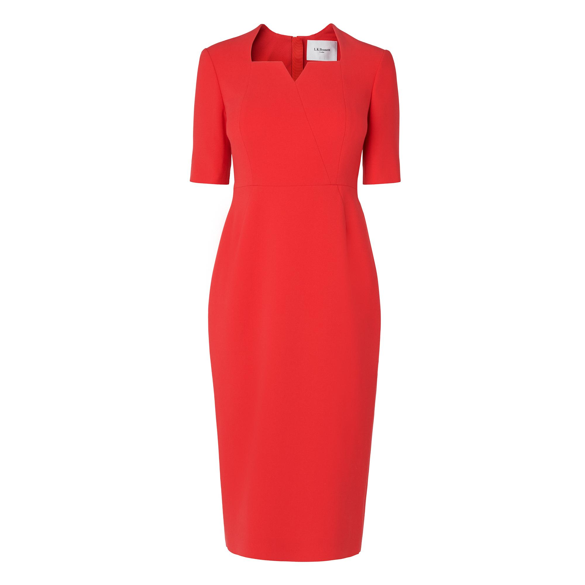 L.K.Bennett Sam Tailored Dress