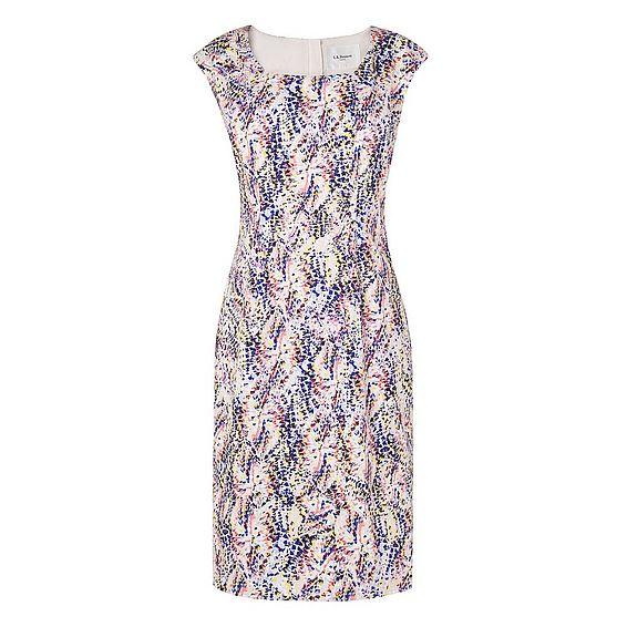Varsha Printed Dress