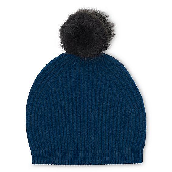 Lulu Pom Pom Hat