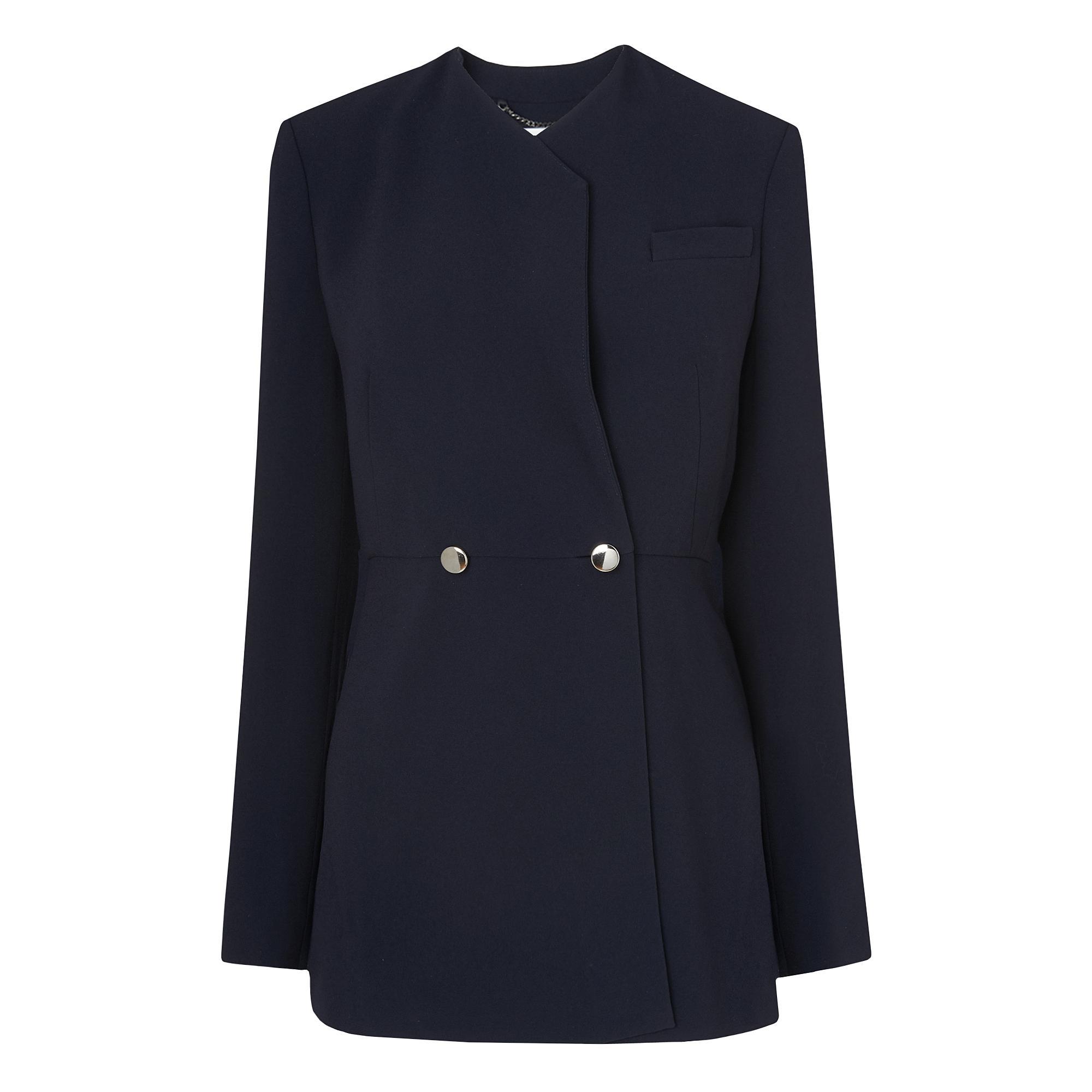 L.K.Bennett Anthea Side Split Jacket
