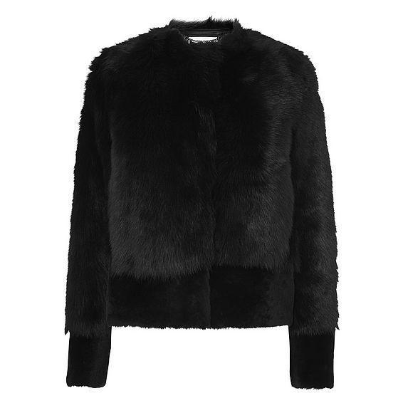 Cassie Shearling Jacket