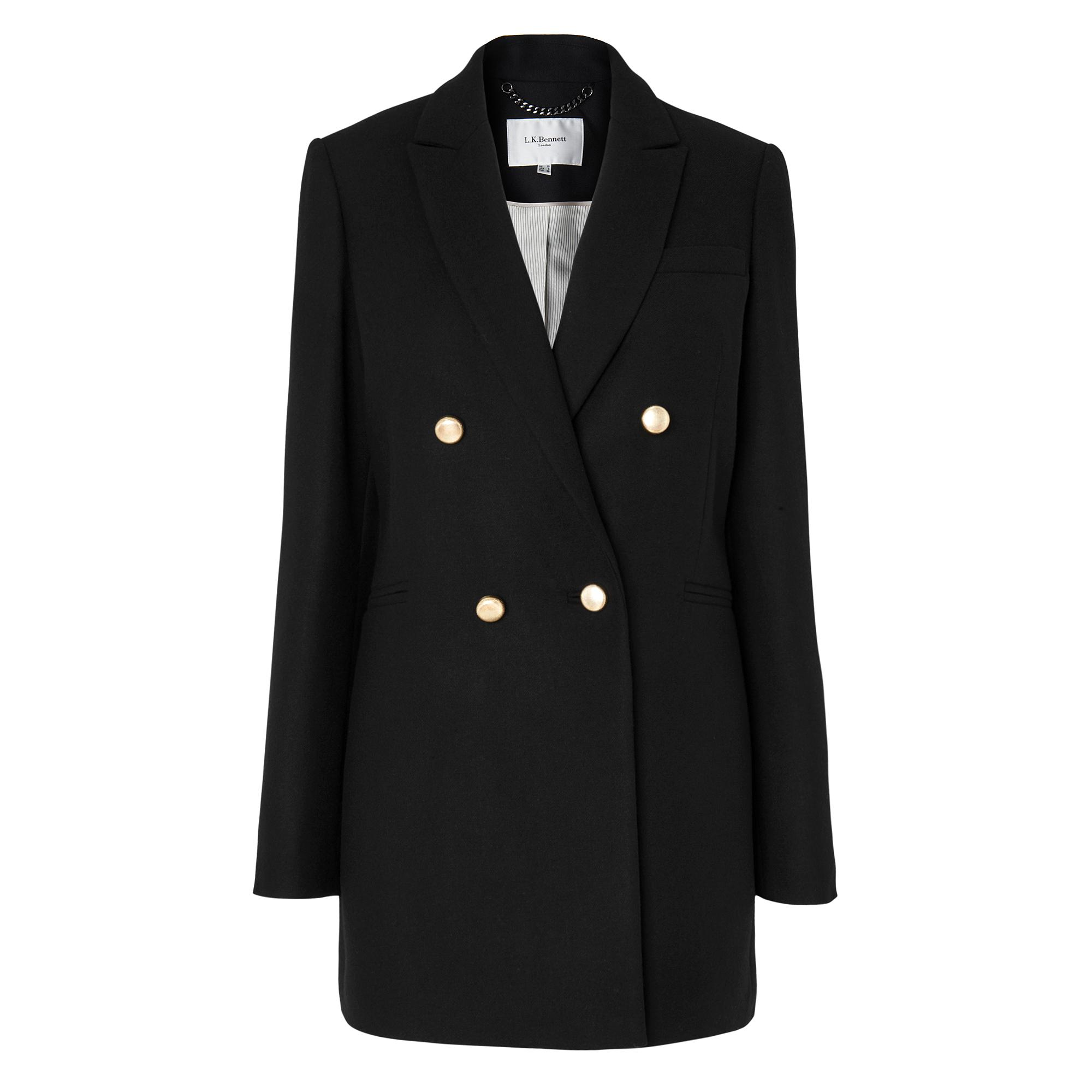 Ursula Double Breasted Jacket