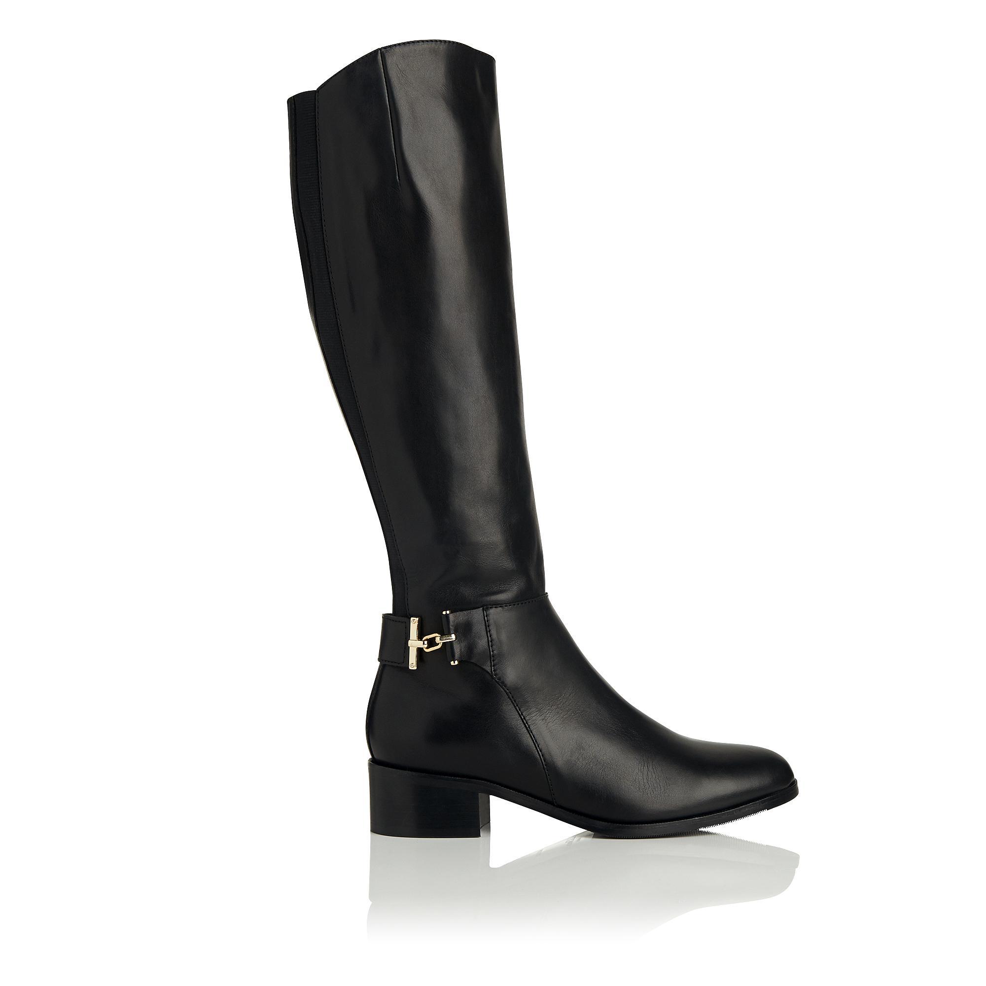 L.K.Bennett Georgina Knee High Leather Boot
