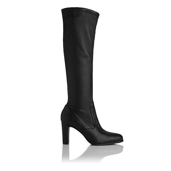 Marietta Knee High Leather Boot