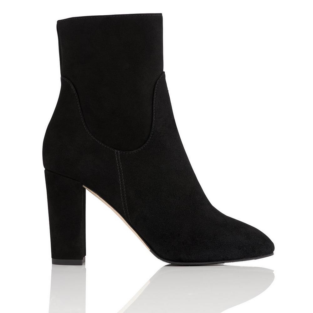 Pellino Suede Ankle Boot by L.K.Bennett