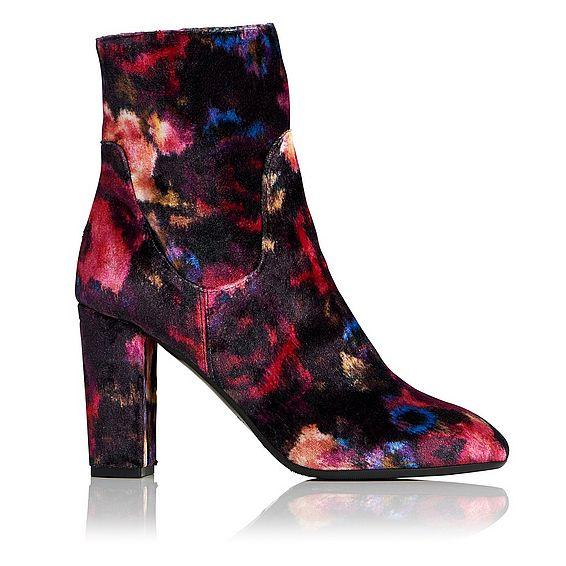 Pellino Velvet Ankle Boot