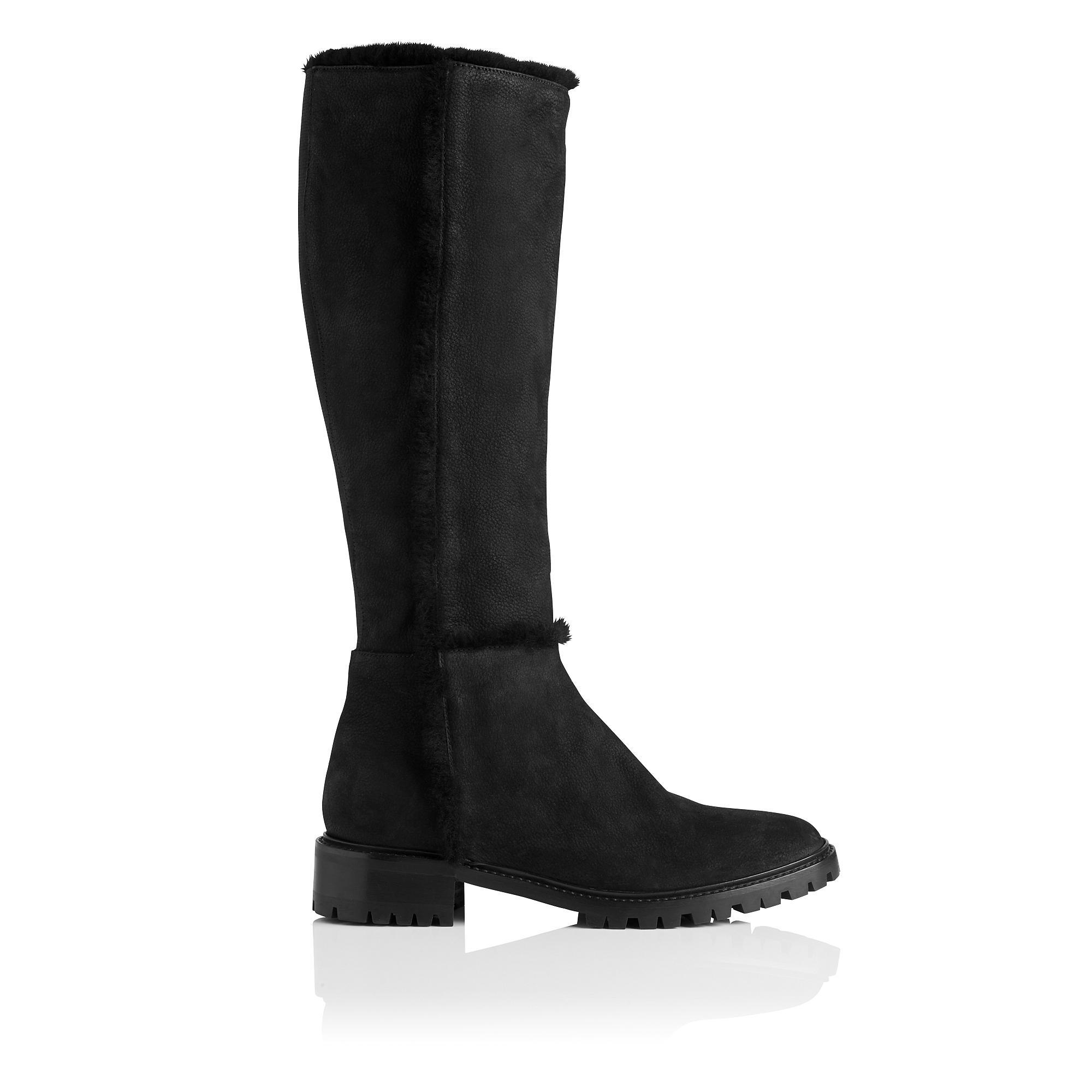 Timara Shearling Boot