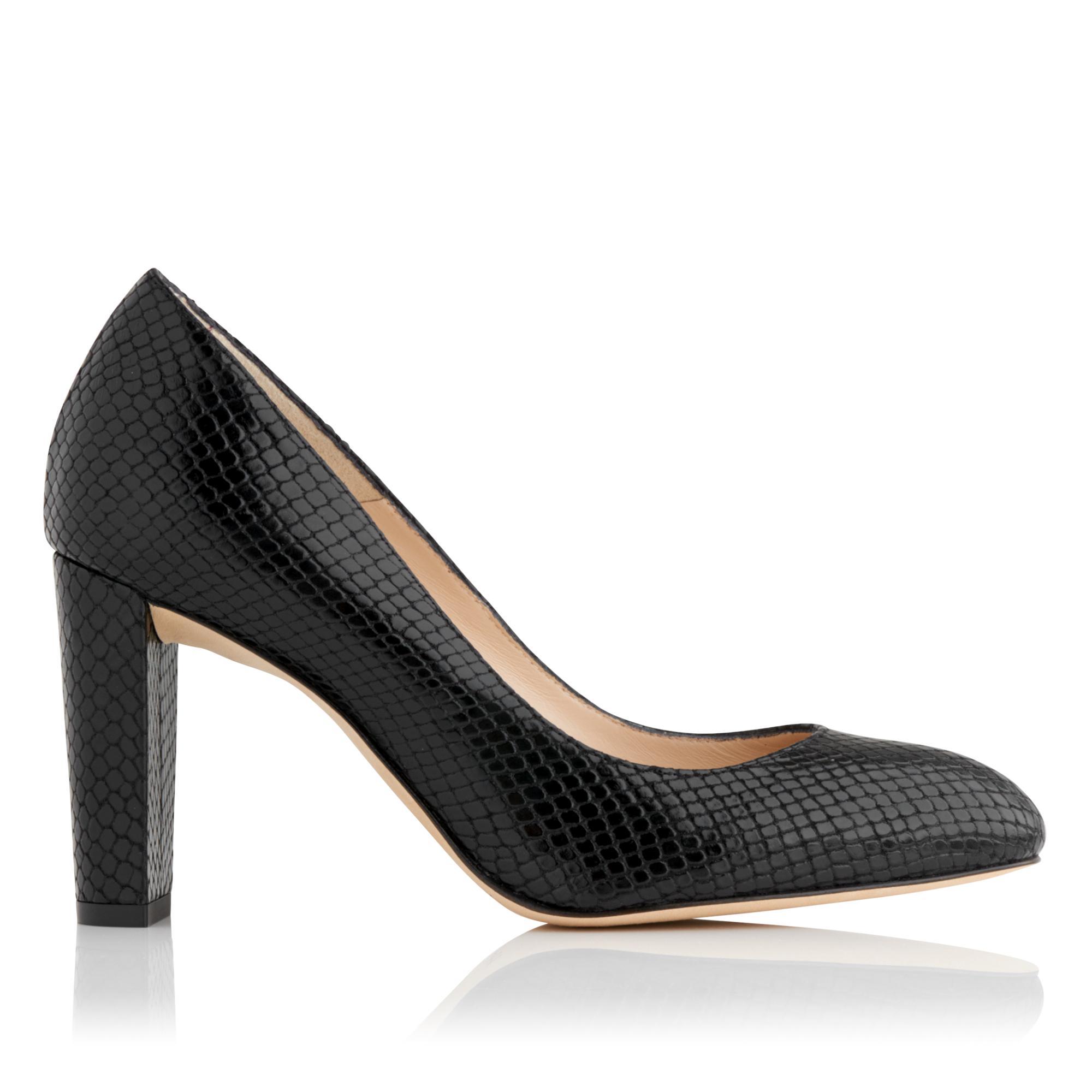 Marcella Snake Effect Heel