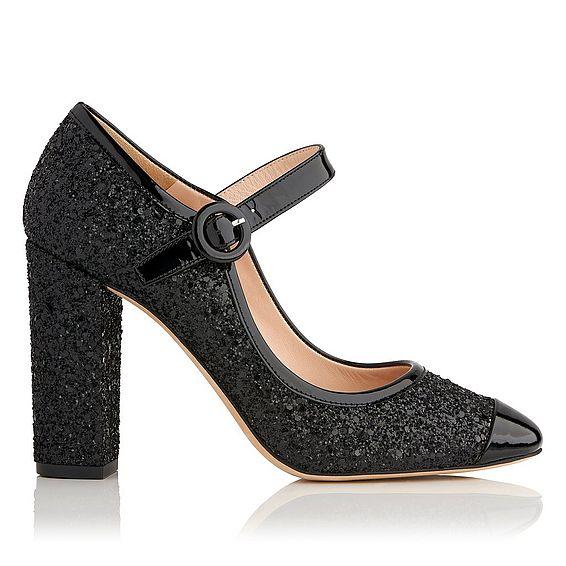 Marla Glitter Heel