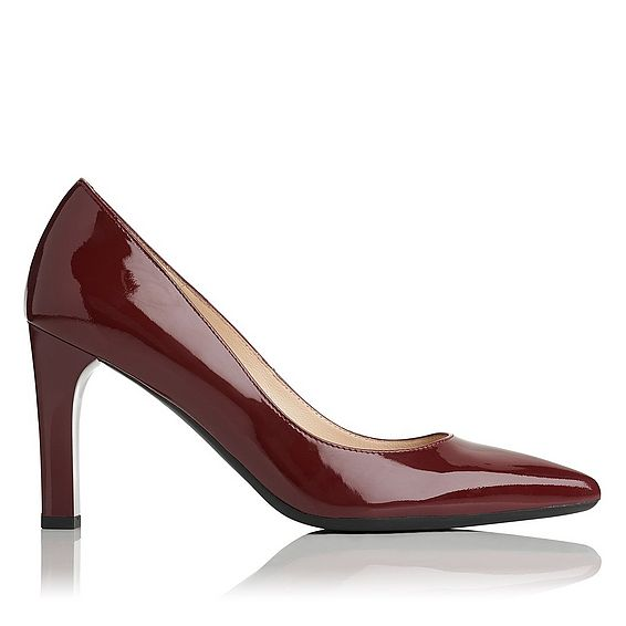 Tess Patent Leather Heel