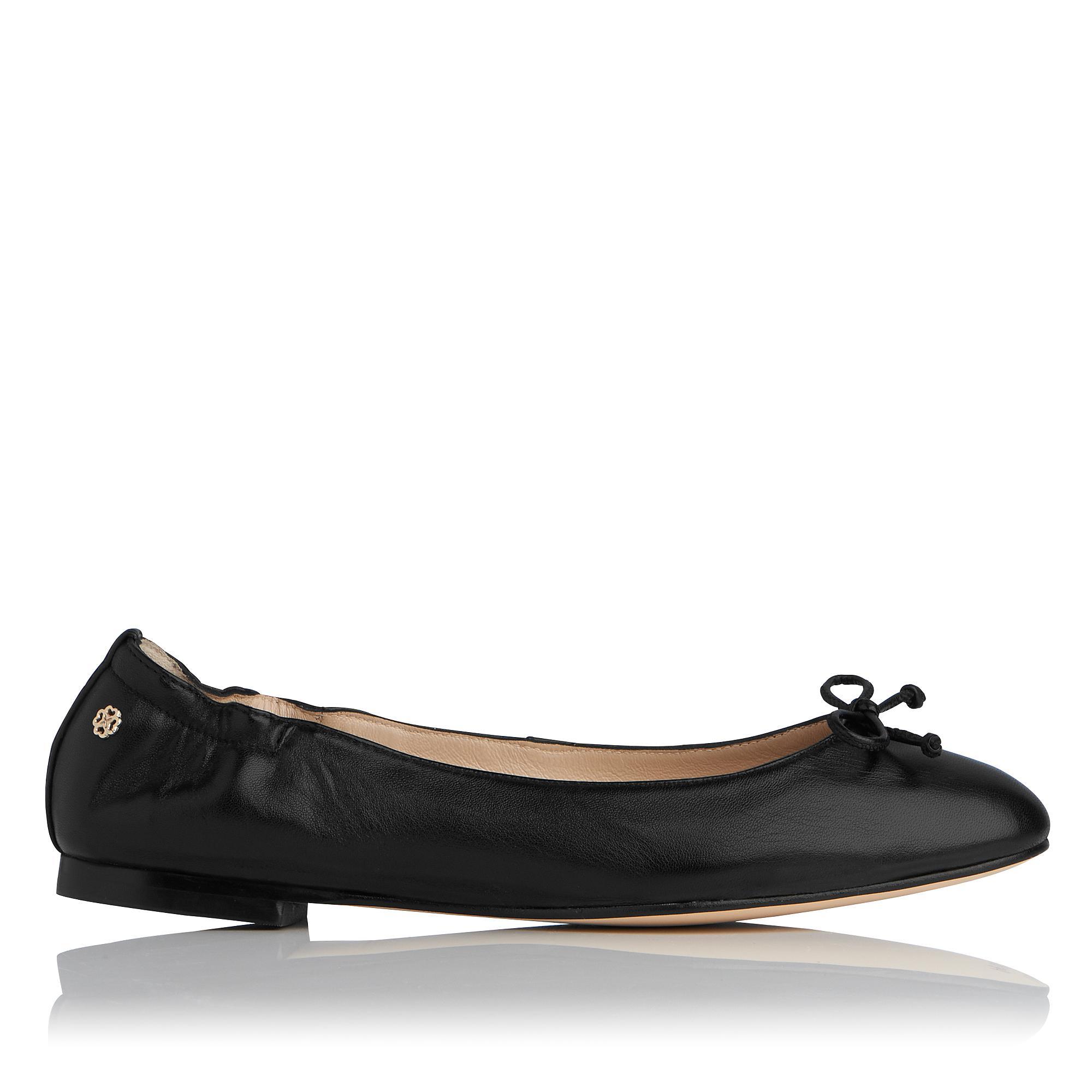 Thea Black Ballet Flat