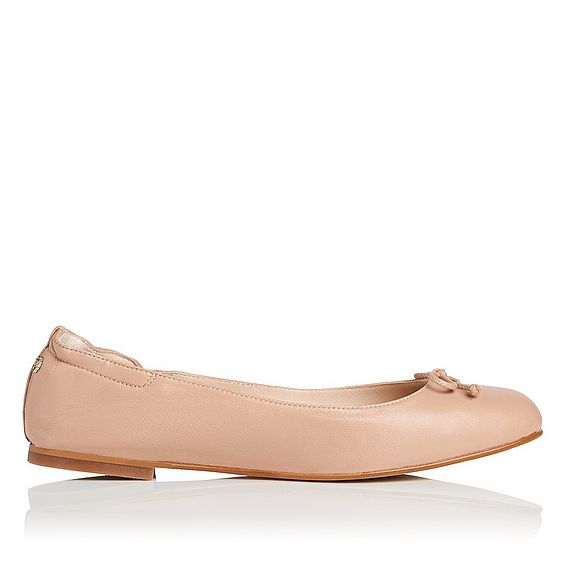 Thea Trench Ballet Flat