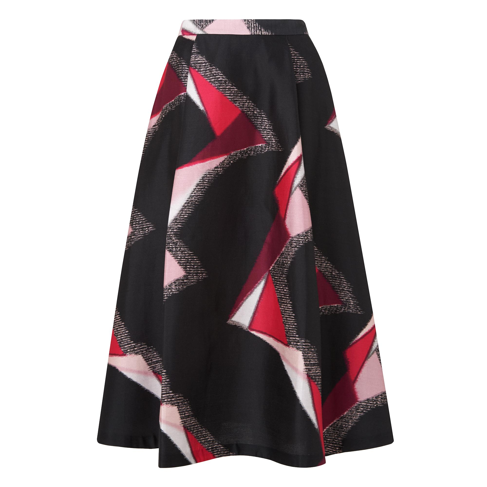 L.K.Bennett Guilia Printed Skirt