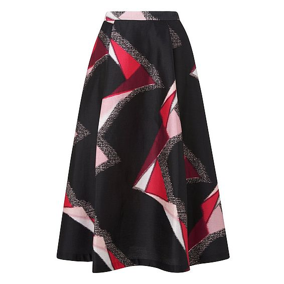 Guilia Printed Skirt