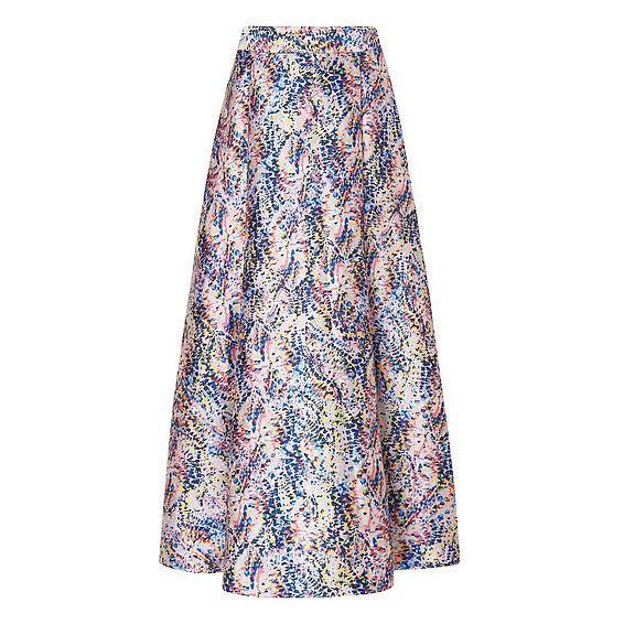 Sulan Printed Skirt