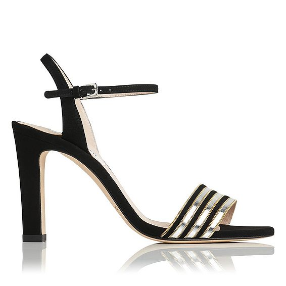 Samantha Metallic Sandal