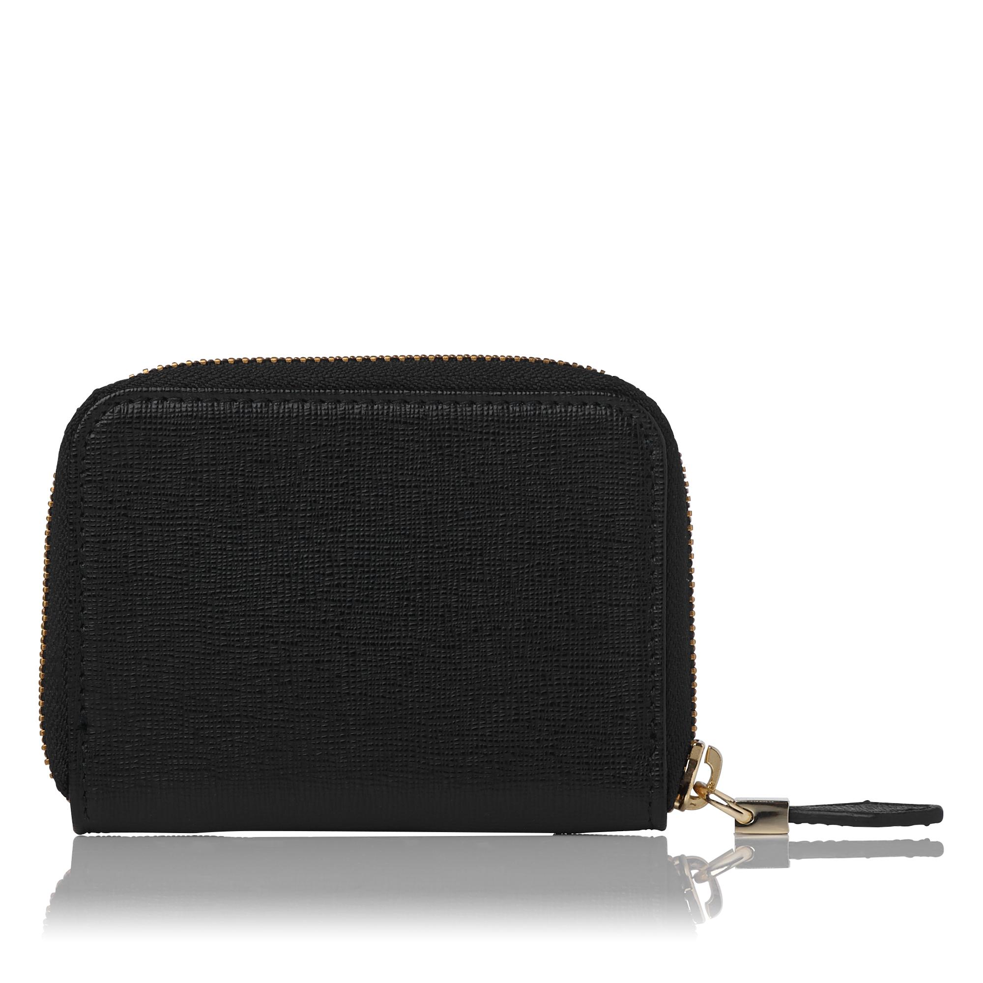 Rea Black Card Case