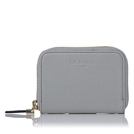 Rea Grey Card Case