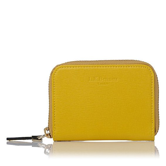Rea Yellow Card Case