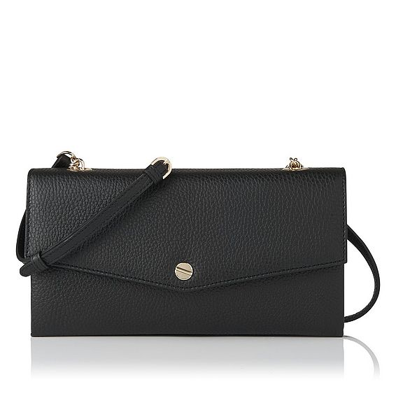 Dakoda Black Shoulder Bag