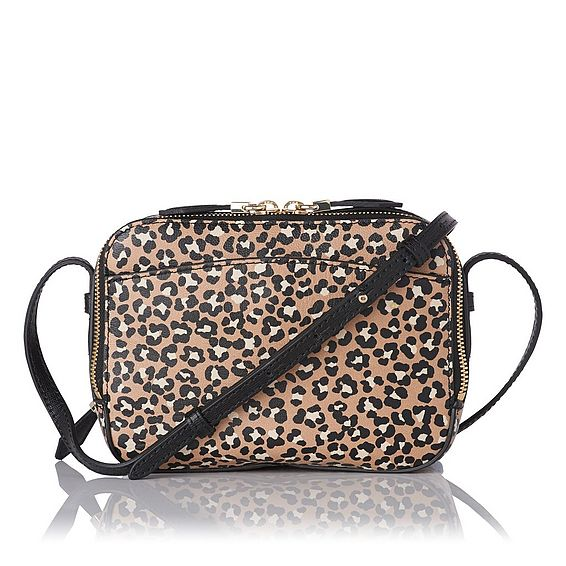 Mariel Animal Print Bag