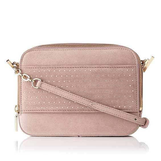 Mia Pink Crossbody Bag