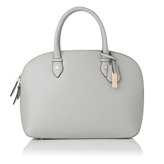 Camilla Grey Bugatti Bag