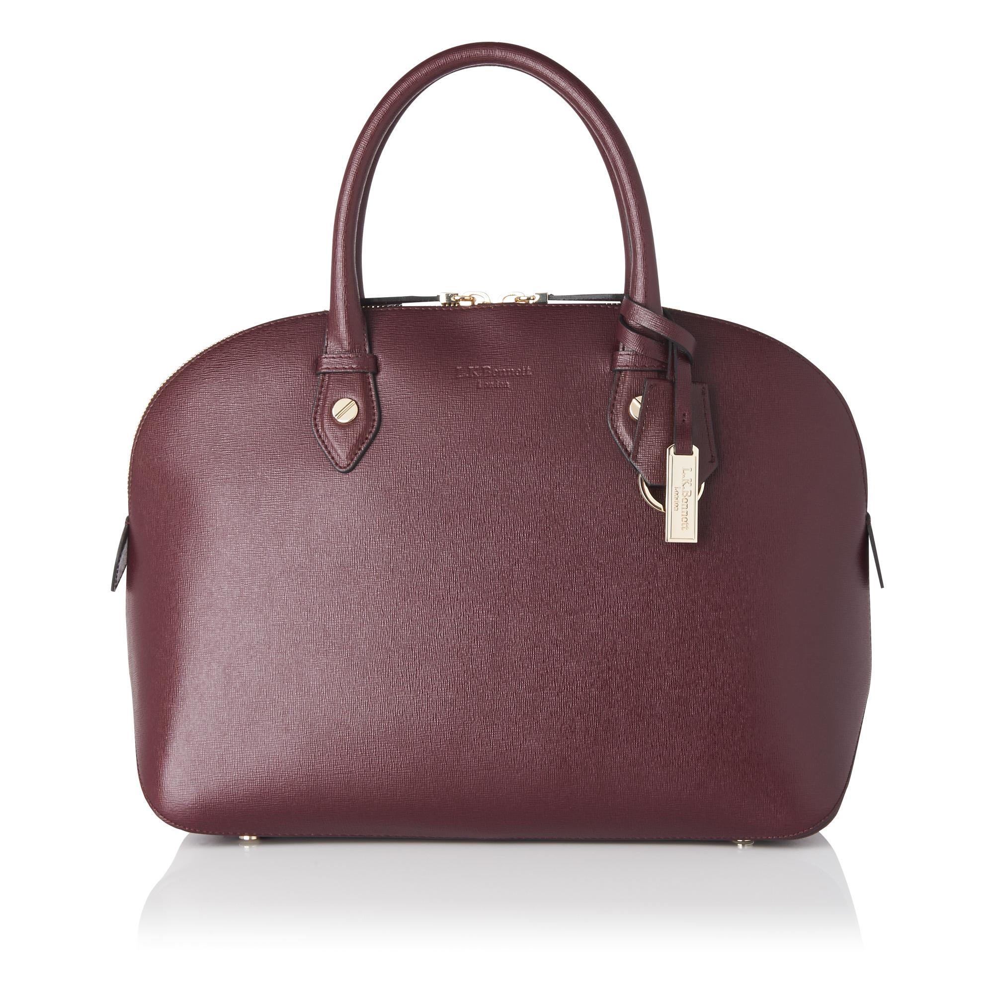 Camilla Oxblood Bag