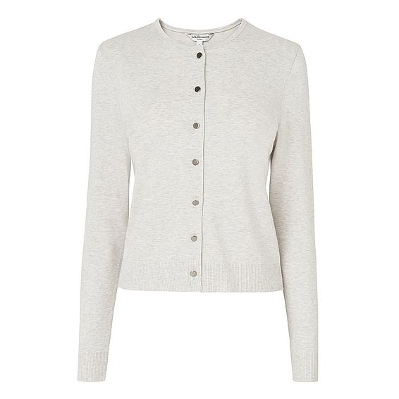 Andie Grey Cardigan