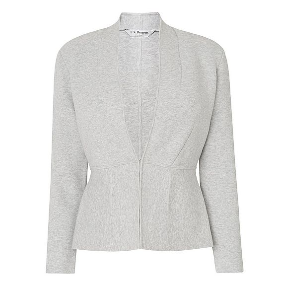 Ivy Grey Cardigan