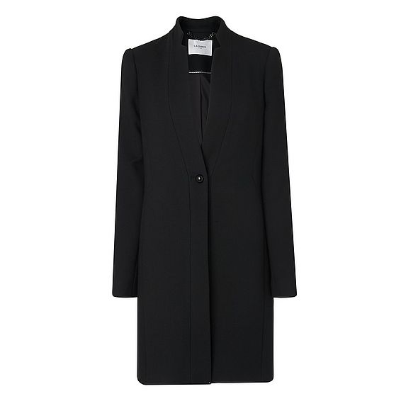 Olisa Black Coat