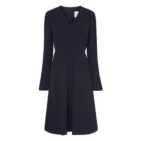 Amana Navy Dress