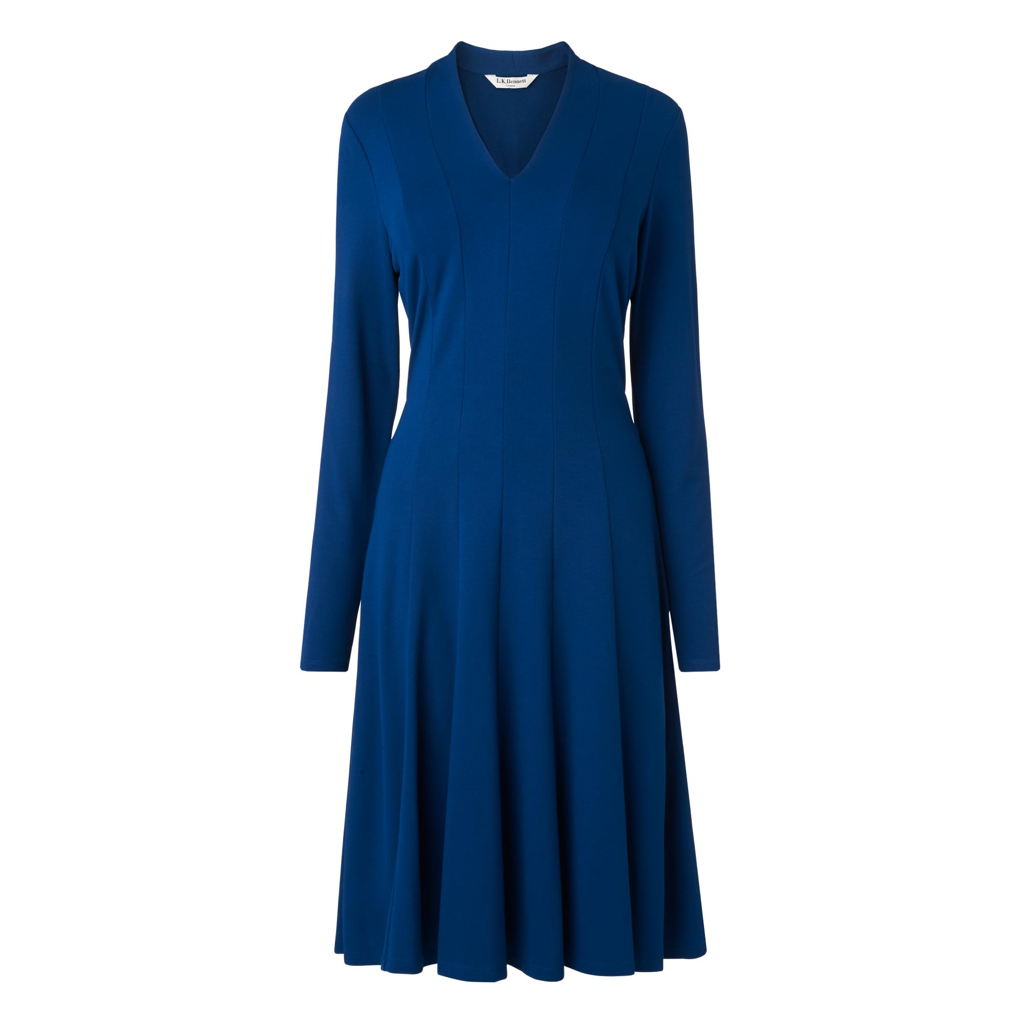 Aviana Blue Dress