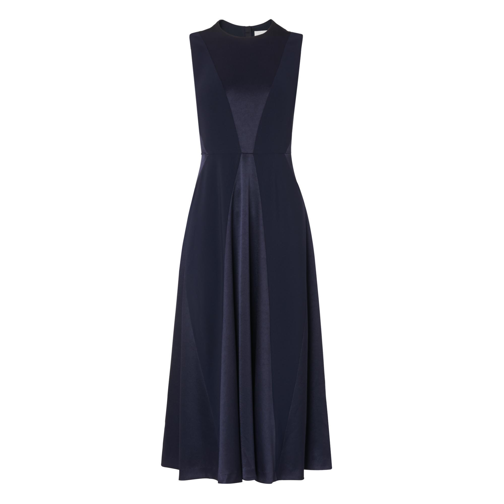 Babette Navy Dress