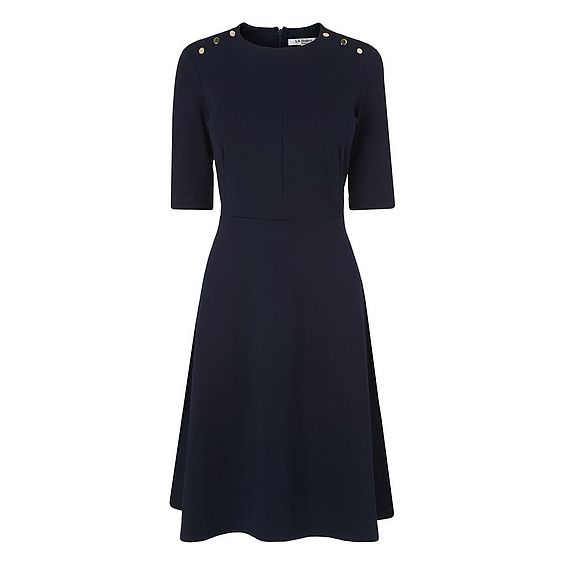 Casey Navy Dress