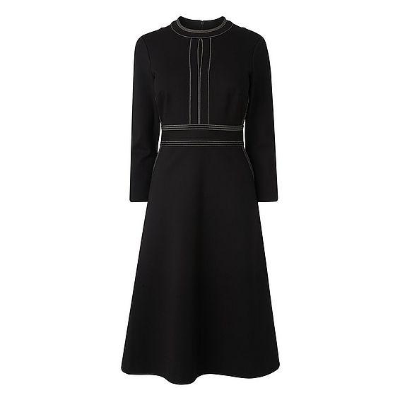 Cinta Black Dress