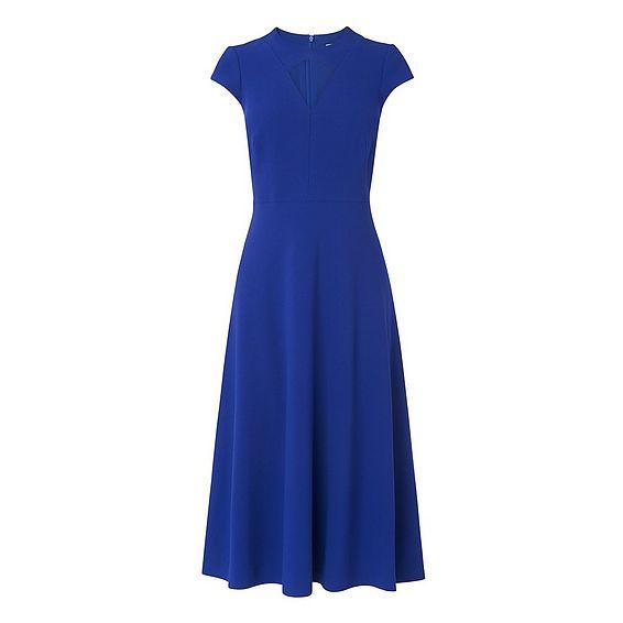 Cyra Blue Dress