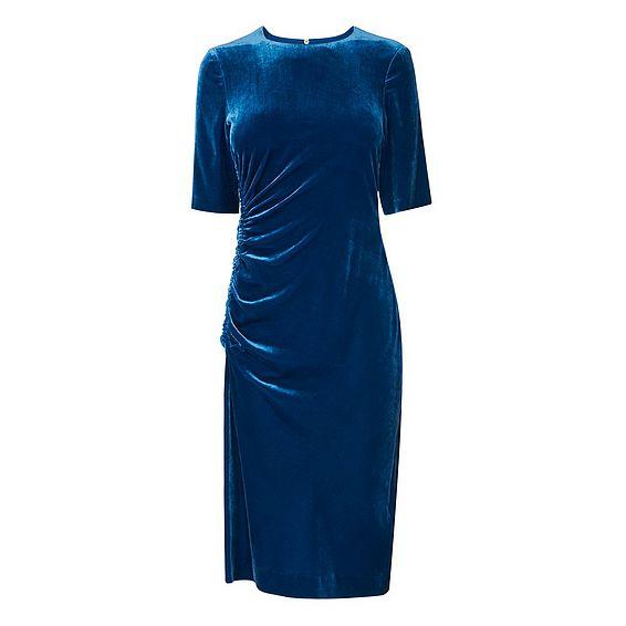Kara Velvet Dress