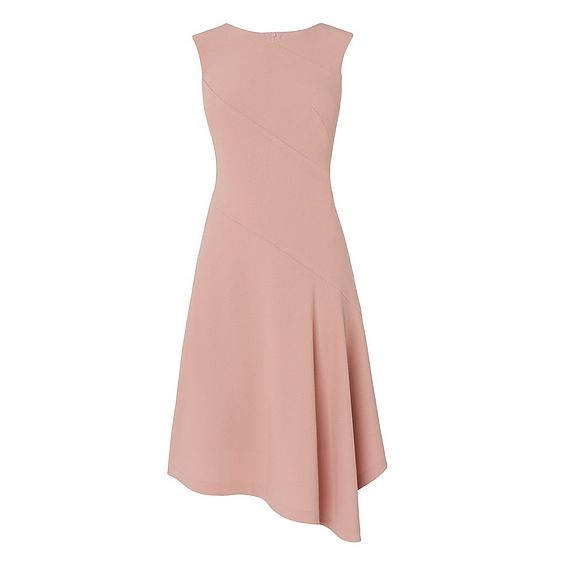 Lenny Pink Dress