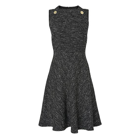 Shelby Tweed Dress