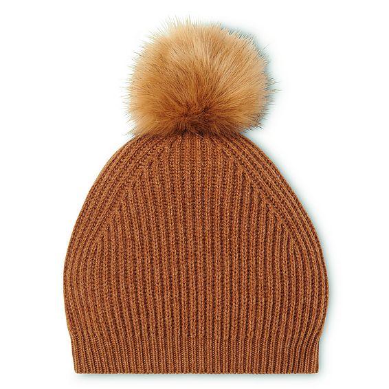 Lulu Brown Hat