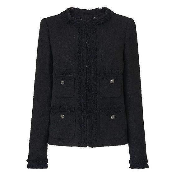 Charl Boucle Jacket