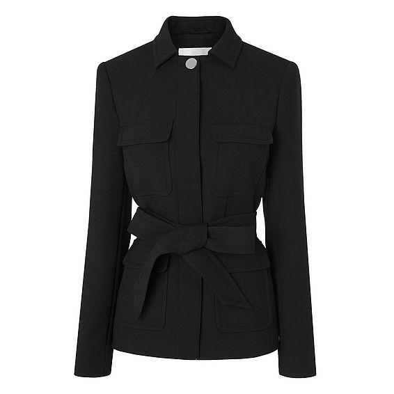 Dahl Black Jacket